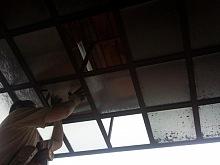 Tlačené sklo do interiérových dveří 2