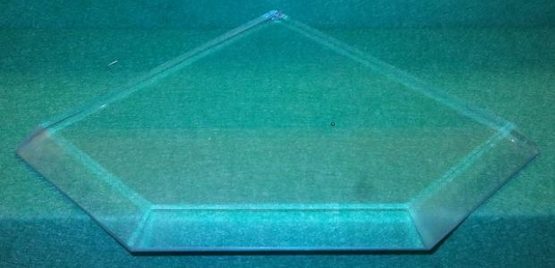 Broušení skla na zakázku