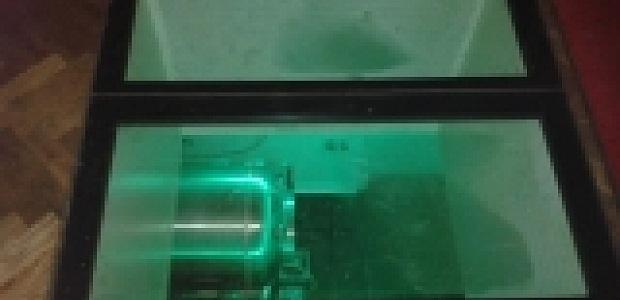 Pochozí sklo
