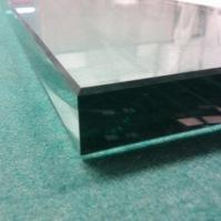 Broušení skla - hrana leštěná 19mm 20161029 4