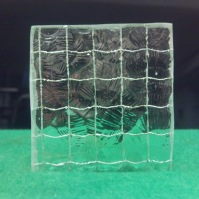 Drátosklo - drátěné sklo 11