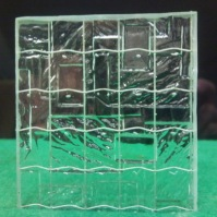 Drátosklo - drátěné sklo 12