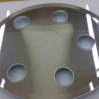 Fazetování zrcadel – fazetování skla 3