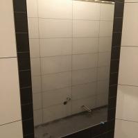 Koupelnové zrcadlo s osvětlením 2