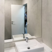 Koupelnové zrcadlo s osvětlením 7