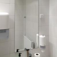 Koupelnové zrcadlo s poličkou 3