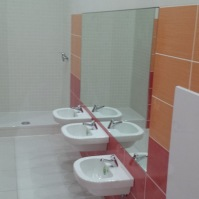 Koupelnová zrcadla 50