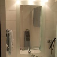 Pískování skla - zrcadlo 1