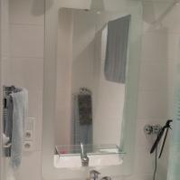 Pískování skla - zrcadlo 2