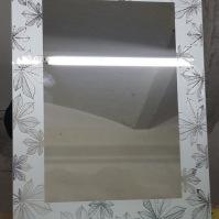 Pískování skla - zrcadlo 3