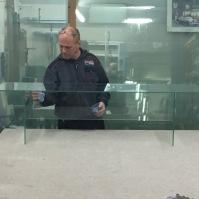 Skleněné vitríny - nábytek ze skla 21