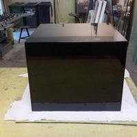 Skleněný konferenční stolek 1