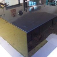 Skleněný konferenční stolek 2