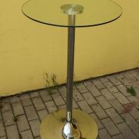 Skleněný stolek 1