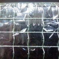 Tlačené sklo do interiérových dveří - Alexandria drát