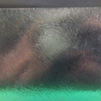 Tlačené sklo do interiérových dveří - Chinchila