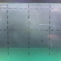 Tlačené sklo do interiérových dveří - Habitat