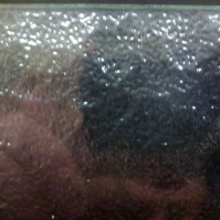 Tlačené sklo do interiérových dveří - Katedral klein