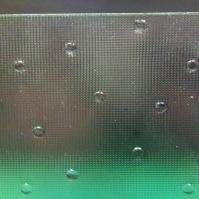 Tlačené sklo do interiérových dveří - Spotlyte