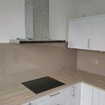 Barevné sklo Lacobel - obklady do kuchyně 94