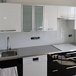 Barevné sklo Lacobel - obklady do kuchyně 12