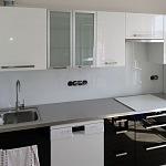 Barevné sklo Lacobel - obklady do kuchyně 13