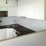 Barevné sklo Lacobel - obklady do kuchyně 16