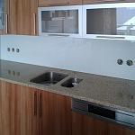 Barevné sklo Lacobel - obklady do kuchyně 18