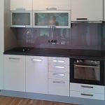 Barevné sklo Lacobel - obklady do kuchyně 21