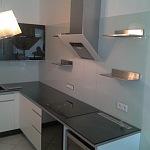 Barevné sklo Lacobel - obklady do kuchyně 22