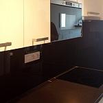 Barevné sklo Lacobel - obklady do kuchyně 26