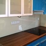 Barevné sklo Lacobel - obklady do kuchyně 28