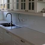 Barevné sklo Lacobel - obklady do kuchyně 29