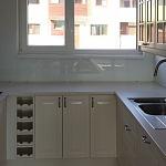 Barevné sklo Lacobel - obklady do kuchyně 31