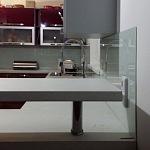 Barevné sklo Lacobel - obklady do kuchyně 32