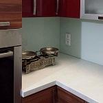 Barevné sklo Lacobel - obklady do kuchyně 34