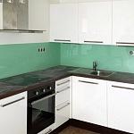 Barevné sklo Lacobel - obklady do kuchyně 35