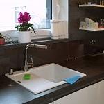 Barevné sklo Lacobel - obklady do kuchyně 36