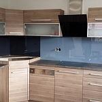 Barevné sklo Lacobel - obklady do kuchyně 38