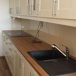 Barevné sklo Lacobel - obklady do kuchyně 40