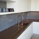 Barevné sklo Lacobel - obklady do kuchyně 42