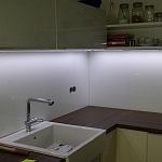 Barevné sklo Lacobel - obklady do kuchyně 43
