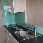 Barevné sklo Lacobel - obklady do kuchyně 44