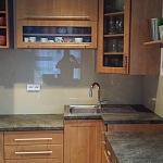 Barevné sklo Lacobel - obklady do kuchyně 50