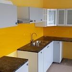 Barevné sklo Lacobel - obklady do kuchyně 51