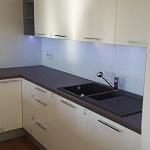 Barevné sklo Lacobel - obklady do kuchyně 52