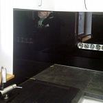 Barevné sklo Lacobel - obklady do kuchyně 59