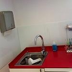 Barevné sklo Lacobel - obklady do kuchyně 62