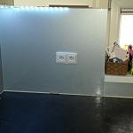 Barevné sklo Lacobel - obklady do kuchyně 66