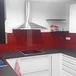 Barevné sklo Lacobel - obklady do kuchyně 71